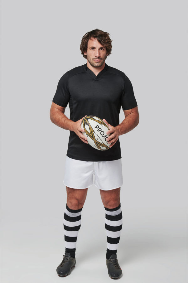 Short de rugby polyester